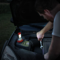 LED Combo Light | The LED Combo Light is perfect for auto work!