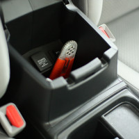 SwivelProLED™ | When folded down, it takes up very little room in your glove box, front console, or side pocket.